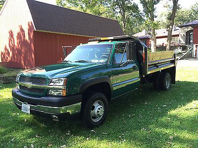 Chevrolet : Silverado 3500 2003 Chevrolet Silverado 3500  Dump Truck 2003 chevrolet silverado 3500 dump truck