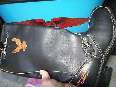Harley-Davidson : Other HARLEY DAVIDSON NEW BOOTS, 7.5 W
