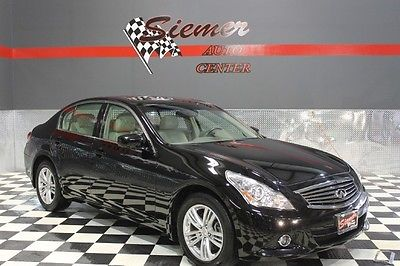 Infiniti : G x Sport Appearance Edition black, leather, awd,