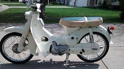 Honda : Other 1960 honda supercub c 102