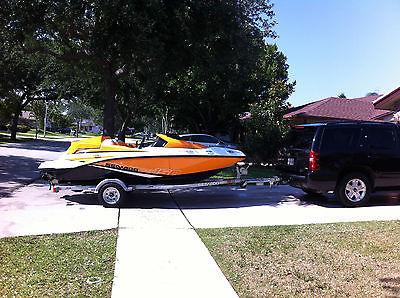 2012 Sea Doo Speedster 150 Jetboat