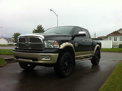 Dodge : Ram 1500 Laramie Longhorn Dodge Ram 1500 2012 Laramie Longhorn lifted lift kit