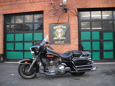 Harley Davidson Touring 1992 Flhs 1340 Evolution 5 Speed Factory Paint Nice