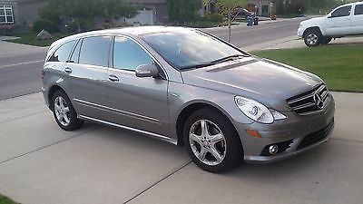 Mercedes-Benz : R-Class R350 BLUETEC (DIESEL) Mint Condition, 3M protected, Undercoated, No Smoking, Lady driven
