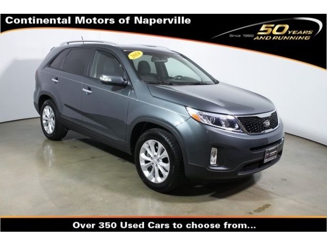 Kia : Sorento EX EX SUV 3.3L CD 6 Speakers AM/FM radio AM/FM/CD/MP3 Audio System MP3 decoder