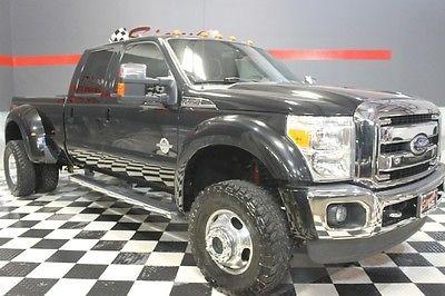 Ford : Other Pickups Lariat powerstroke, f-450,black, lariat