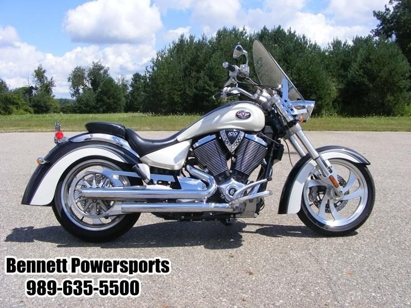 2007 Victory King Pin M419