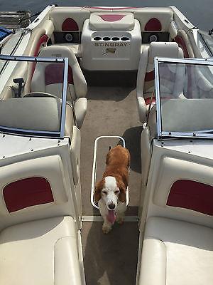1999 Stingray 190 LS 19 Ft Open Bow V6 Mercruiser Ski Wakeboard 190 Horsepower
