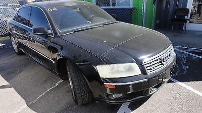 Audi : A8 L Sedan 4-Door 2004 audi a 8 l long extended version please read entire ad