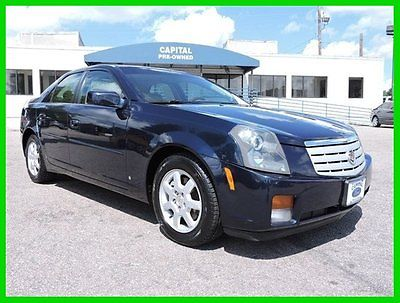 Cadillac : CTS 2007 used 3.6 l v 6 24 v automatic rwd sedan bose moonroof onstar