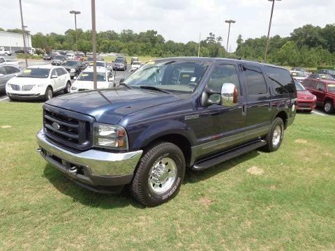 2003 FORD EXCURSION 4 DOOR SUV