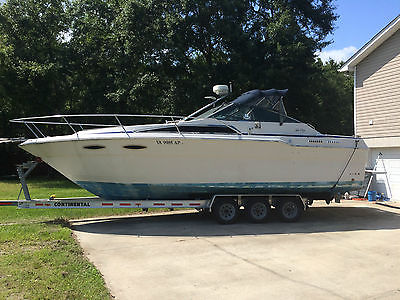 30' Sea Ray Weekender FSBO MUST SELL Low Reserve