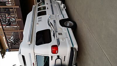 2002 Pleasureway Class B Van Motorhome