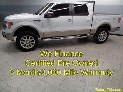 Ford : F-150 King Ranch 4WD Crew Cab Heat Cool Seats 09 f 150 crew king ranch 4 x 4 5.4 leather heat cool seat warranty we finance texas