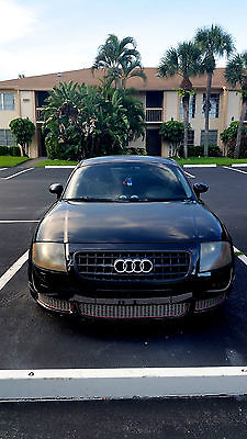 Audi : TT Base Coupe 2-Door 2004 audi tt quattro base coupe 2 door 3.2 l