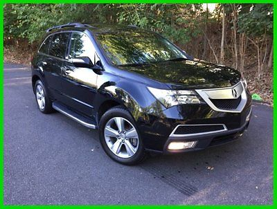 Acura : MDX 3.7L Technology Package 2013 3.7 l technology package used 3.7 l v 6 24 v automatic awd suv premium