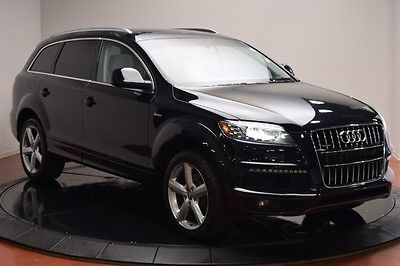 Audi : Q7 Bang and O Sound!! 1 owner Carfax Certfied 2013 audi bang and o sound 1 owner carfax certfied