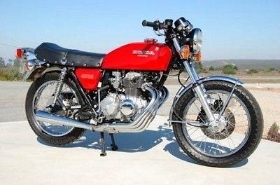 Honda : CB 1975 honda cb 400 f