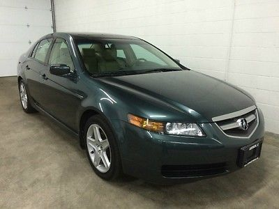 Acura : TL TL 2004 acura tl heated leather sunroof one own