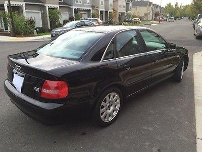 Audi : A4 Quattro 2001 audi a 4 2.8 l quattro