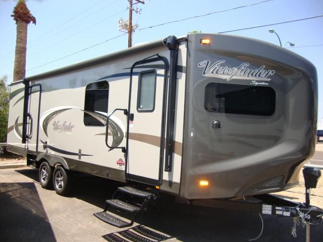 2016 Viewfinder 26SB Luxury Travel Trailer