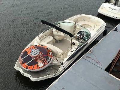 2006 Azure AZ220 Deck Boat / Runabout