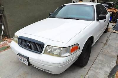 Ford : Crown Victoria S Sedan 4-Door 2002 ford crown victoria natural gas cng not p 71