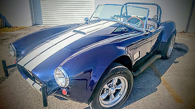 Replica/Kit Makes : Cobra 2 door  1966 shelby cobra replica