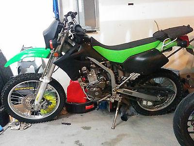 Kawasaki : KLX 2007 kawasaki klx 250 s dual sport