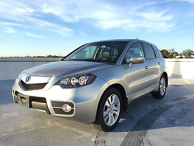 Acura : RDX SH-AWD Sport Utility 4-Door 2010 acura rdx technology sh awd 4 cylinder turbo 85 k miles loaded