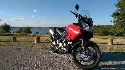 Suzuki : Other 2012 suzuki dl 1000 v storm 2 800 miles free shipping