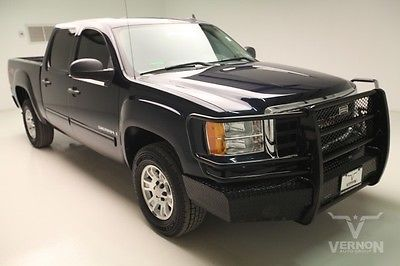 GMC : Sierra 1500 SLE Crew Cab 4x4 2007 remote entry steering controls vernon auto group used preowned 118 k miles