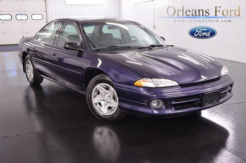 1997 Dodge Intrepid 4D Sedan Base