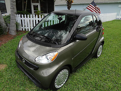 Other Makes : Fortwo Pure Coupe 2-Door 2013 smart fortwo pure coupe 2 door 1.0 l