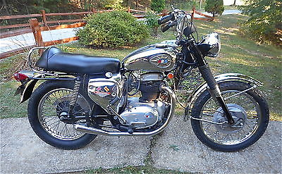 BSA : Thunderbolt 1970 bsa thunderbolt 650 a 65 2 nd owner private collection 11 k miles must see