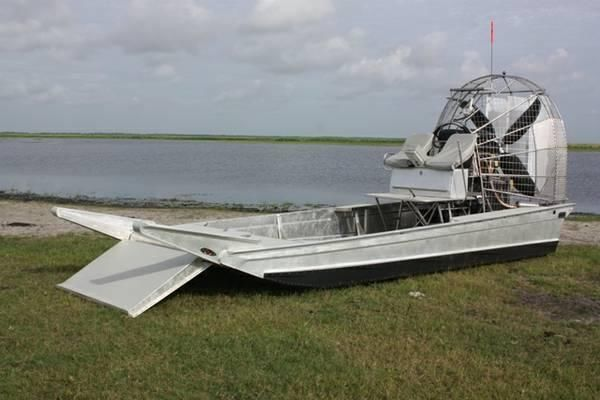 2010 DIAMONDBACK AIRBOAT