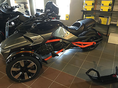 Can-Am : Spyder F3-S  BRAND NEW 2015 Can-Am Spyder F3-S SE6 or SM6, NO DEALER FEES!!!