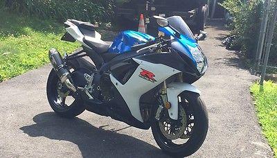 Suzuki : GSX-R 2011 suzuki gsxr 750 gsxr 750 blue