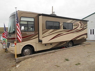 2013 Holiday Rambler Vacationer 31ft Class A RV Coach Motorhome, 1 Owner, Slide!