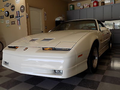 Pontiac : Trans Am GTA 1989 trans am gta turbo 10 k miles 1 of 24 hardtop leather orig 20 th ann survivor
