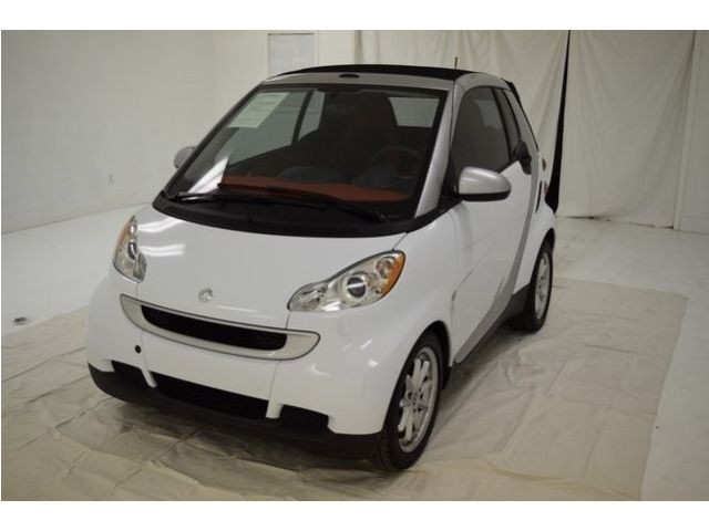 Smart : Fortwo Passion Passion Manual Convertible 1.0L CD 5 Speakers AM/FM radio MP3 decoder ABS brakes