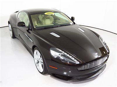 Aston Martin : DB9 2dr Coupe Automatic 2014 aston martin db 9 low miles
