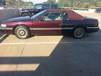 Cadillac : Eldorado ETC 46K MILES 1993 cadillac eldorado touring coupe etc 46 750 low miles super clean