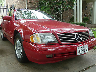 Mercedes benz sl class sl320 cars for sale for Mercedes benz average price