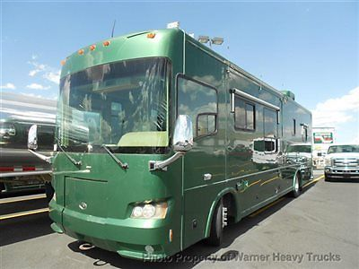 2007 COUNTRY COACH TRIBUTE 260 CAT 425HP ALLISON AUTOMATIC THREE AIR CONDITIONER
