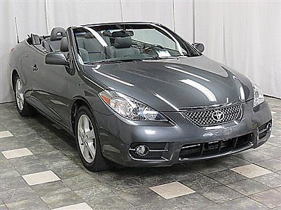 Toyota : Solara 2dr Convertible V6 Automatic SLE 2008 toyota camry solara sle only 36 k heated leather loaded runs great