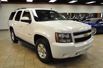Chevrolet : Tahoe LT 2012 chevrolet lt