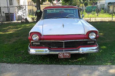 Ford : Other Custom 300 1957 ford custom 300 tudor