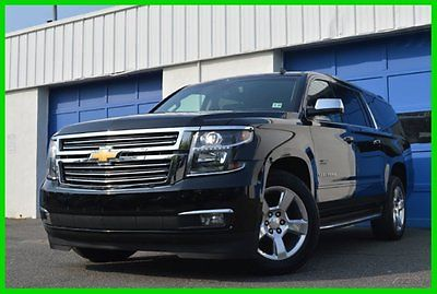 Chevrolet : Suburban LTZ 4X4 4WD ACTIVE CRUISE $70000+ MSRP LOADED SAVE Power Moonroof Lane Keeping Heated Ventilated Power Everything Save Big Today