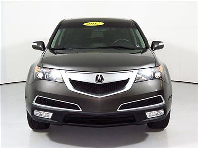 Acura : MDX AWD 4dr Tech Pkg 2012 acura mdx technology package